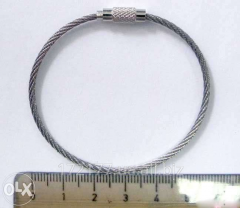 Cable ring for keys, NAZ, commodity labels, labels