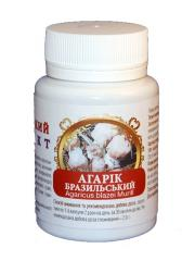 Agarik Brazilian extract of 60 capsules (Ukraine)
