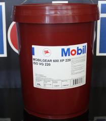 Масло редукторное mobilgear 600 xp