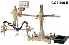 Machine oxyfuel CG2-600, CG2-600 II