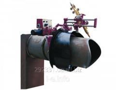 Седельная газо-кислородная машина профилирова