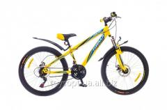 Bicycle 20 Formula DAKAR AM 14G St of yellow-blue 2015 (pieces)