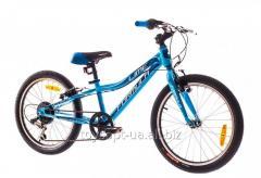 Bicycle 20 Formula LIME 14G Vbr St of blue 2016 (pieces)