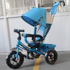 Велосипед трехколесный Tilly Trike T-364 Синий /1/