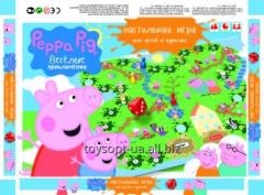 Гра мала наст. Peppa Pig (20) (шт.)