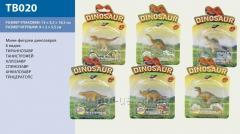 Герои Dinozaurs TB020 (336шт/2) 6 персонажей...
