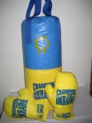 Бокс набор Украина бол.