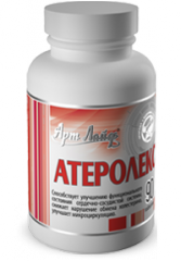 Ateroleks, Arth Layf of 90 capsules -