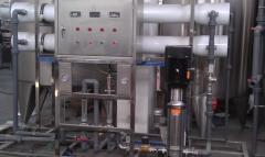 Серии обратного осмоса устройства CIP система очистки.NEE-FF