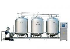 Система очистки   Очистки и дезинфекции резервуаров, труб, насосов и всей линии производства розливаNEE-LL   CIP