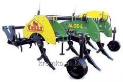 ALCE-L: deep-ripper   CELLI chizel-cultivator.