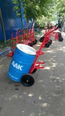 Bochkovoz (the cart for barrels)