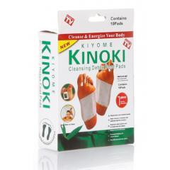 Detoksikatsionny plaster for feet of Kinoki of