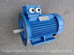 Электродвигатель АИР 160 M6 (1000 об/мин, 15 кВт, 380В)