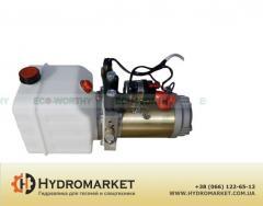 Гидравлическая силовая установка-двустороннего