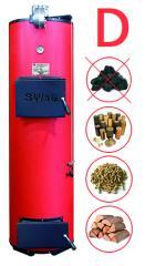 Твердотопливный котел SWaG 40 D (длительного горения)