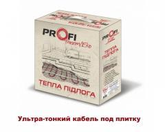 Теплый пол Profi Therm +Eko двужильный, ...