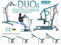 Подъемник-вертикализатор для инвалидов DUO 4