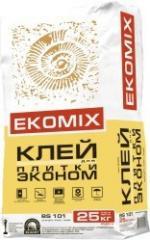 Сухая смесь Клей для плитки Эконом BS 101 25кг,
