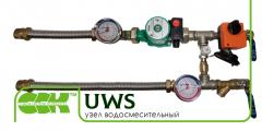 Водосмесительный узел UWS 1–3R(L)