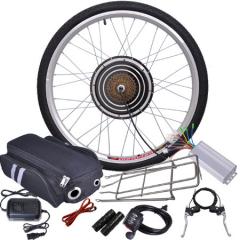 Электронабор на заднее колесо к велосипеду по