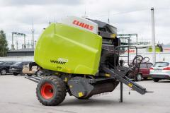 Rolled press sorter of CLAAS of Variant 360