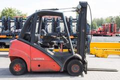 Gas loader of Linde H25T