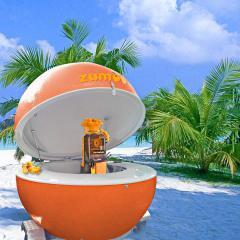 Zumoval Squeezer Machines Big Basic Juicer...