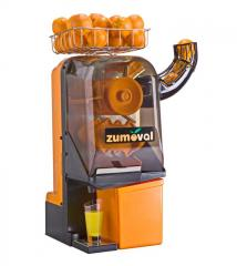 Juicers for fast food and fresh bars Zumoval Spain