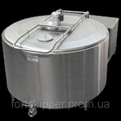 ARMAS Milk Cooling Tank 1000 liters