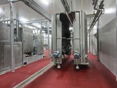 VDZ Trading Equipment for Slaughterhouses from 20 heads/hour
