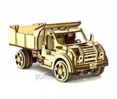Конструктор 3D деревянный Wood Trick
