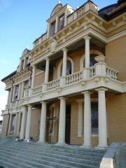 Декоративная деталь фасада