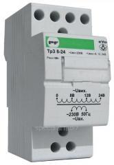 The transformer lowering Tr ~ 230/24/12/8 B EVO