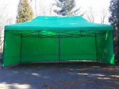 Экспрессные палатки, летние кафе, торговые