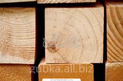 Брус деревянный любого сечения L 4-7 м
