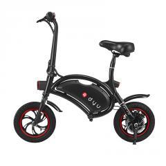 Электрический скутер от TRIAD D1 DYU