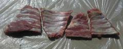 Ребро свиное треугольник, 2 категория (арт. 471), охл/ зам