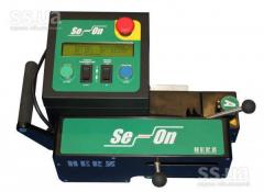 The automatic welding machine for awnings of Seon,