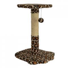 Дряпка для кошек Лапа Леопарда
