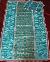 Набор ритуальный Парча церковная с люрексом