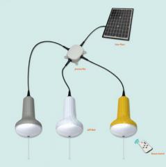 Солнечная светодиодная лампа серия SLD70