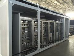 Комплектные трансформаторные подстанции и распредустройства по индивидуальным проектам