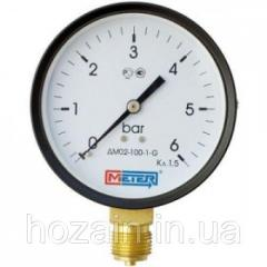 Pressure manometer (1/4 Ø 50mm) VMD-10B VECTOR