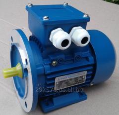 Электродвигатель  220/380В 0,25кВт 2720об
