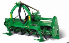 BV-BF-BFF: a horizontally milling cultivator with