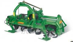 HV-HF-HFF: почвофреза [горизонтально-фрезерны
