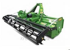 ERGON 120R: почвофреза / горизонтально-фрезер