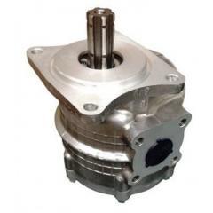 Hydraulic motor gear GMSh50-3