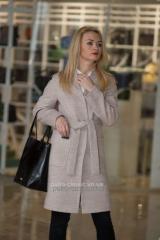 Модное женское пальто VAM m-512,